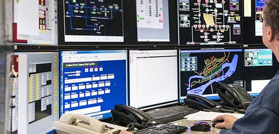 Műszaki távfelügyelet – Monitoring